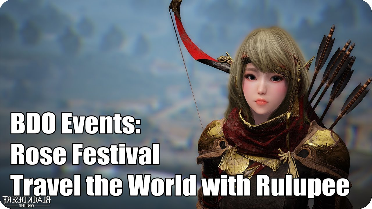 BDO: Rose Festival and Travel with Rulupee Events