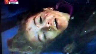 Сирия. Алеппо. Террористы ИГ и ДА убили первоклашек...