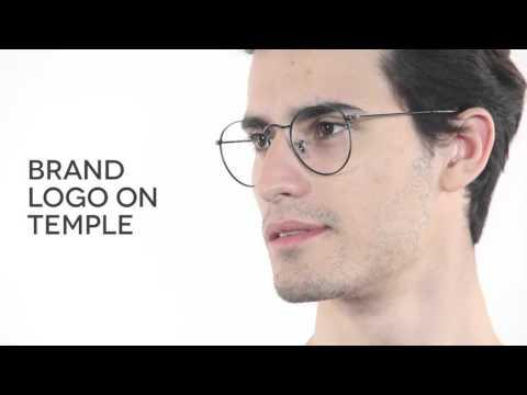 bcb7e9d7ba Ray Ban RX3447V Round Metal Eyeglasses Review | SmartBuyGlasses - YouTube