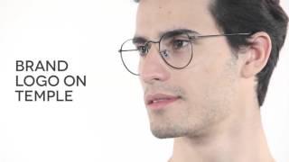 Ray Ban RX3447V Round Metal Eyeglasses Review | SmartBuyGlasses
