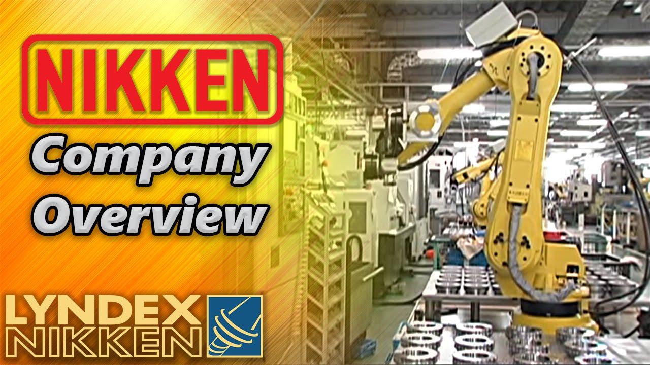 Download Nikken Company Overview