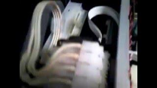 Cara membuka / mengganti print head l210/L220