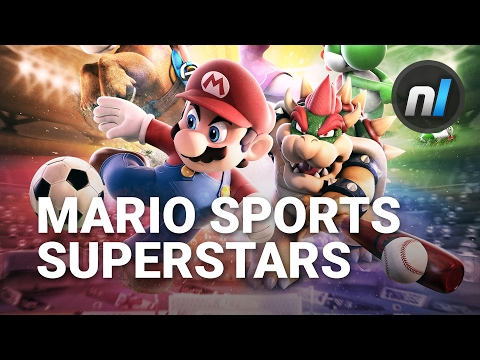 Mario Sports Superstars for Nintendo 3DS Sports Gameplay Showcase