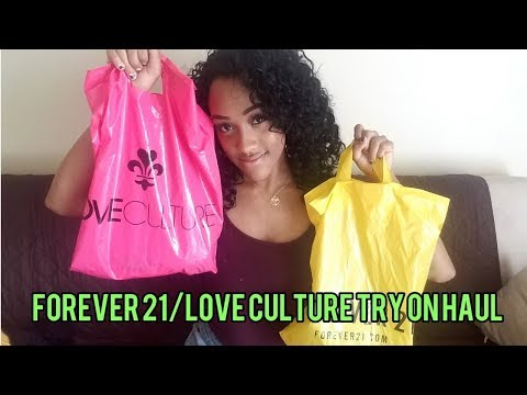 Forever21/Love Culture Try on Haul