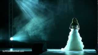 Performance by Yuna Ito at Men's Fashion Week Singapore 2012 at Mar...