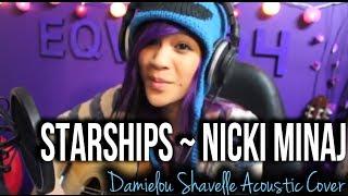 Nicki Minaj - Starships (Official Damielou acoustic cover)