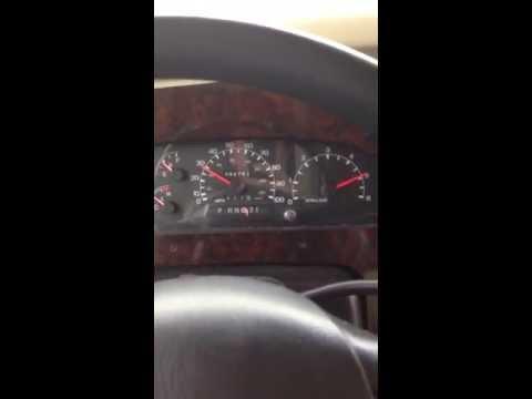 Ford 6.8 V10 WOT Motorhome