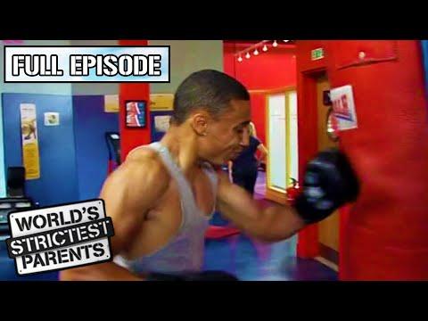 The Florida Family | Full Episodes | World's Strictest Parents UK