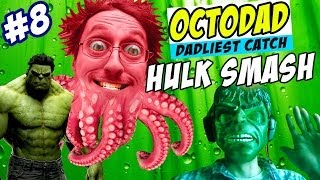 OctoDad: Dadliest Catch Part 8: Hulk Plays the Game! (Hot Concessions PC Commentary)