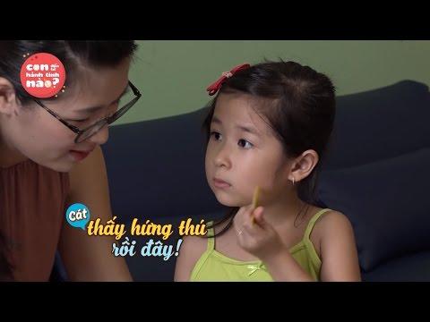 Con đến Từ Hành Tinh Nào? - Tập 20 - Gia đình Huy Khánh