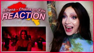Armenia | Eurovision 2020 Reaction | Athena Manoukian - Chains on You