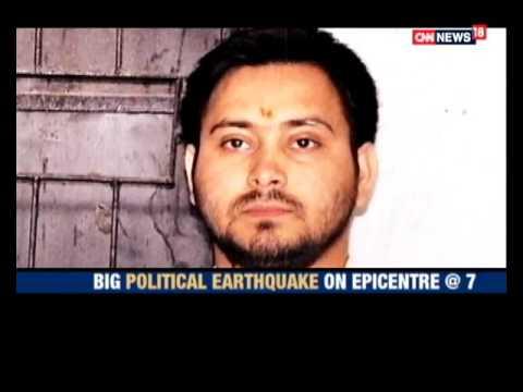 Big Political Earthquake On Epicentre @7 II PromoII