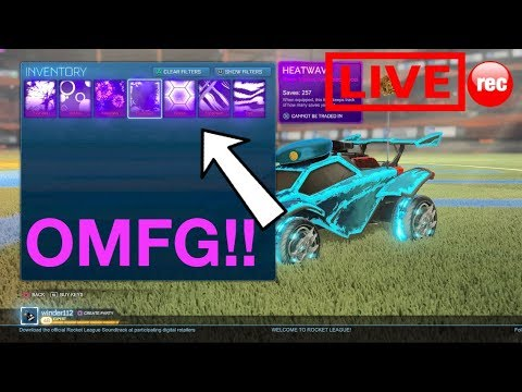 ROCKET LEAGUE [WE LIVE BBY]  | JOIN TO TRADE AND PLAY LIVE ON STREAM |