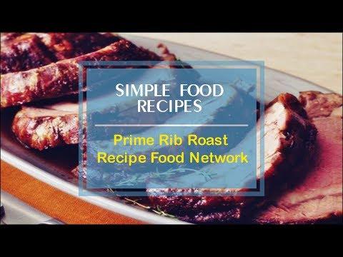 Prime Rib Roast Recipe Food Network
