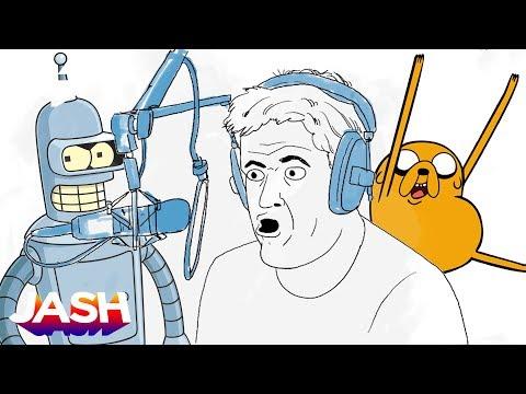 Very Animated People: John Dimaggio