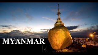 Myanmar/ Mt.Kyaiktiyo (Golden  Rock)HD  Part 8