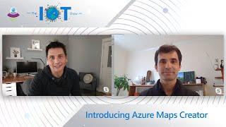 Introducing Azure Maps Creator