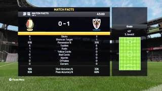 Fifa 15 Half and Full time Music 3 (5 minutes)