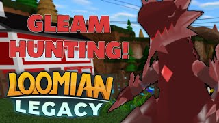 GLEAM HUNTING *NEW* LOOMIANS - Loomian Legacy
