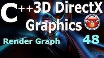 Render Graph [C++ 3D DirectX Tutorial]