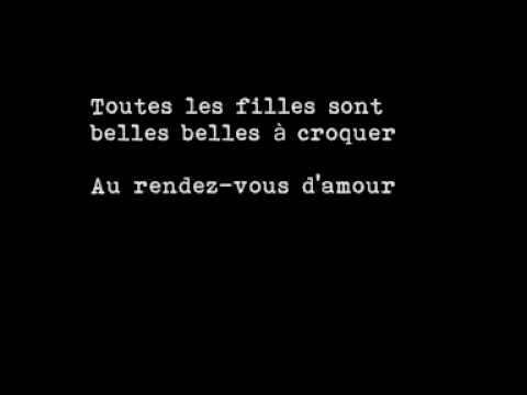 Jenny Rock -- Douliou Douliou Douliou Saint Tropez