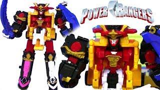 #Power Rangers Megazord Могучие Рейнджеры! ГТА #Развлечения для детей | Игрушки для Детей
