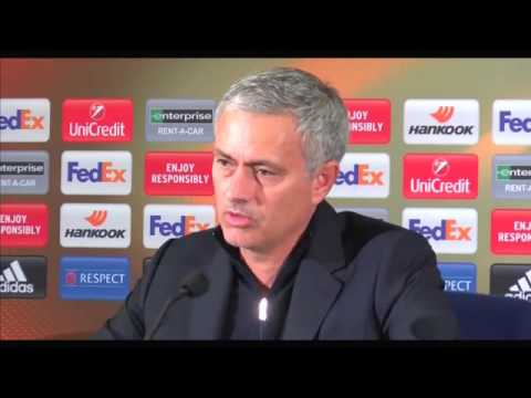 Mourinho 'Manchester United Deserved To Lose' To Fenerbahce