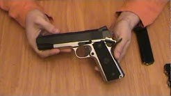 review of Rock Island 1911