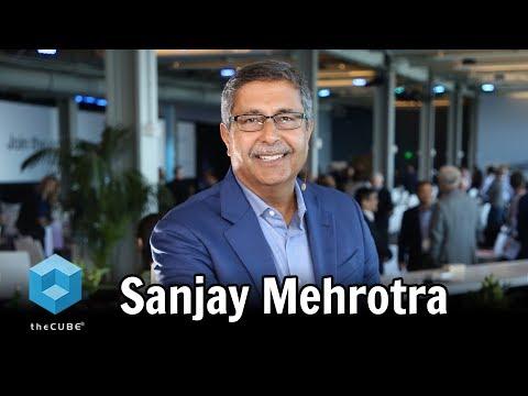 Sanjay Mehrotra, President & CEO, Micron | Micron Insight'18