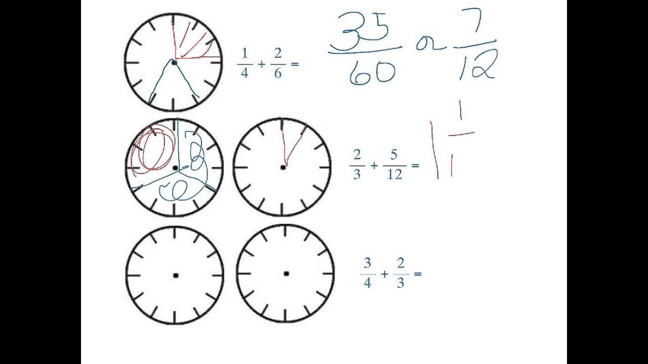 Worksheet Clock Math Problems Grass Fedjp Worksheet