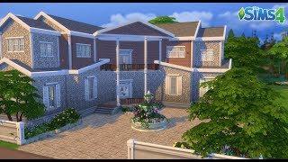 Les Sims 4 : Maison des modèles / Relooking sans CC