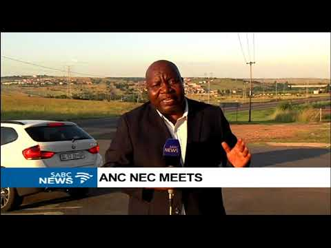 President Jacob Zuma's future rages on at the ANC NEC meeting