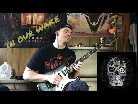 Atreyu | In Our Wake | Guitar Cover 2018