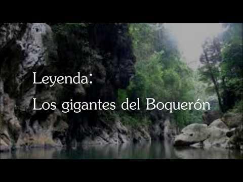 """Leyenda """"Los GIGANTES del Boquerón"""", en El Estor, Izabal, Guatemala"""