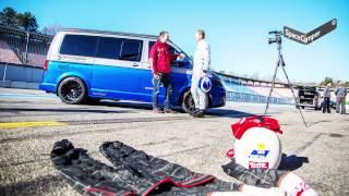 """SpaceCamper--Hockenheimring 2014 """"Das schnellste Bett"""""""