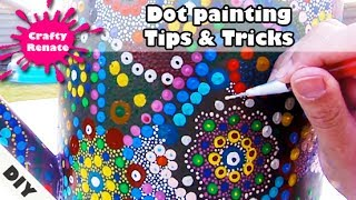 Dot painting - Tips & Tricks  🎨