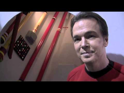 STV—CHRIS Doohan onset as Scotty for Star Trek Continues!