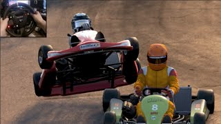 Project Cars GoPro Career Ep2 - Last Lap Luck/ New NFS!