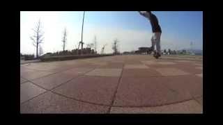 スケートサイクル テールマニュアル How to Trick SkateCycle thumbnail