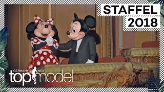 Mickey & Minnie Mouse zu Gast bei Germany