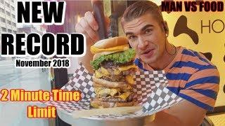 Go Chuck Yourself - TORONTO'S HARDEST FOOD CHALLENGE + Matt Stonie & Joey Chestnut Interview