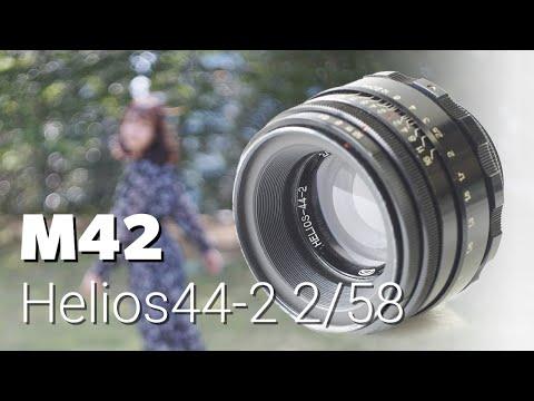 Helios 44 2 58mm F2 作例とマウントアダプター設置手順