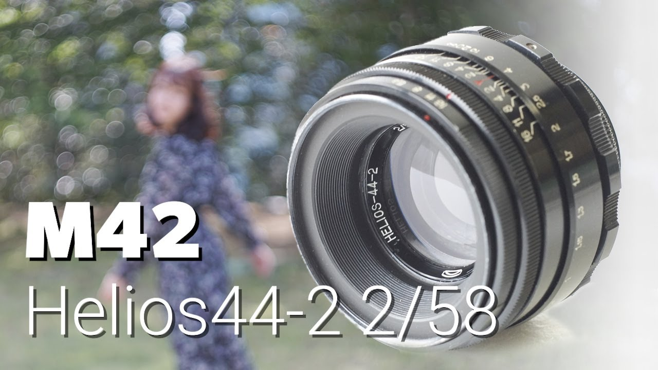 Helios 44 2 58mm F2 Photo Samples And How To Use On Digital Camera
