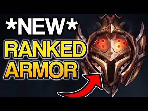 NEW RANKED ARMOR! | Season 9 Ranked Update - League of Legends