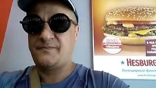 HESBURGER IN THE MOSCOW / Live video.