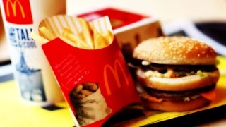 McDonald's Jan. Global Same-Store Sales Tumble 1.8%