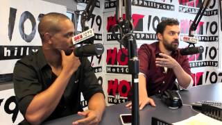 Damon Wayans Jr. & Jake Johnson Could Be The Funniest Duo Of The Year [Exclusive Video]