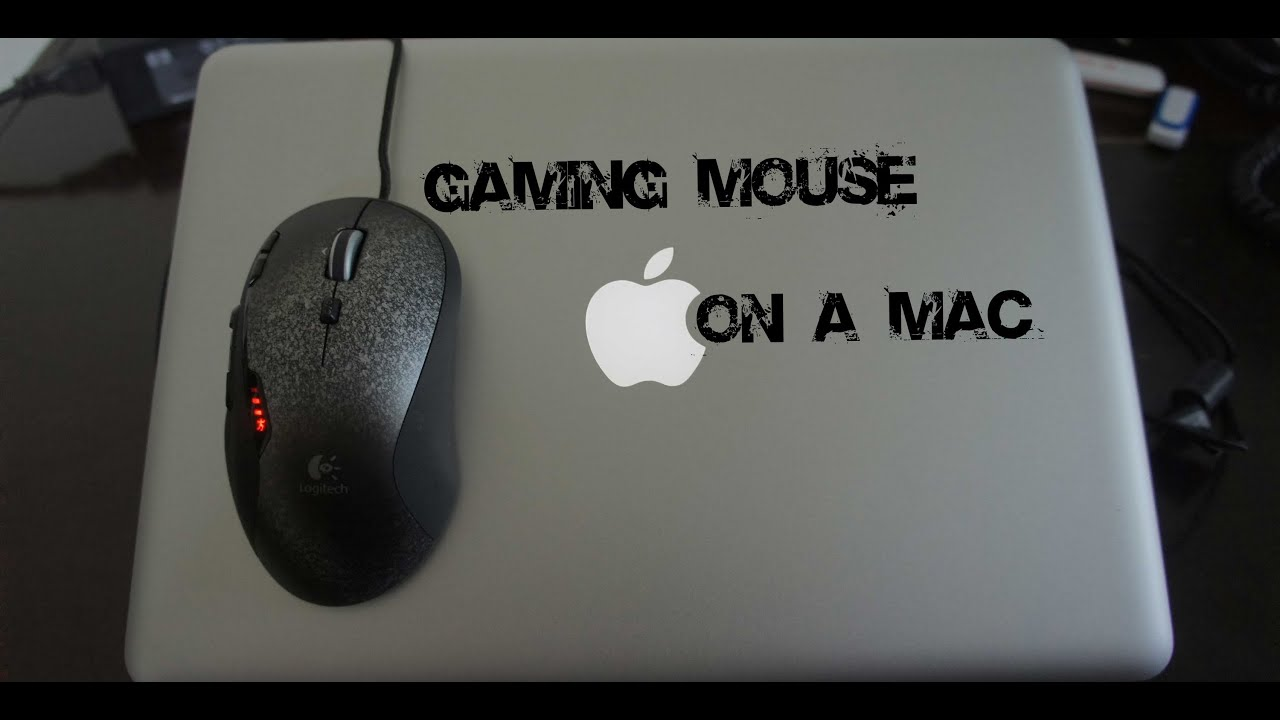 gaming mouse for mac
