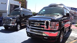 2016, 2017 Ford E350 Business Mod, luxury Motorhome, XLT Super Duty Platinum