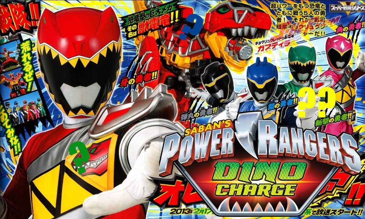 Power Rangers Dino Charge Announcement First Reaction